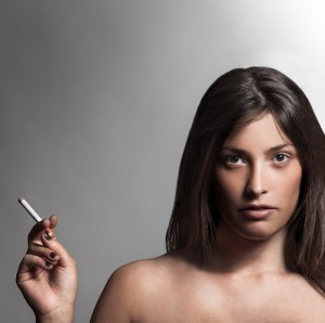 BRCA2 smoking and lung cancer