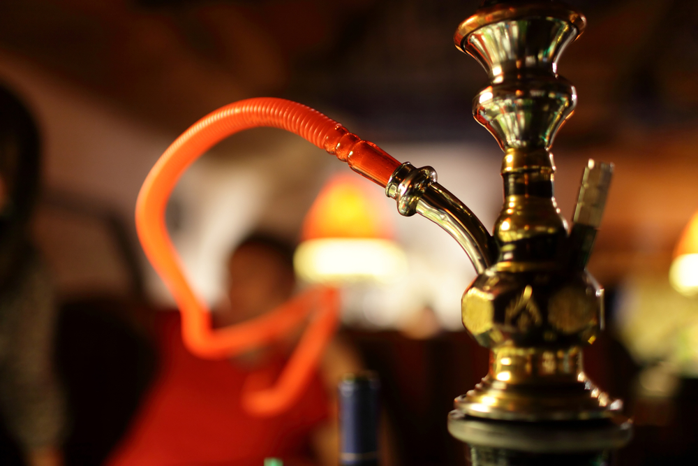 Shisha Smoking Not Much Safer than Cigarette Smoking Due to Heavy Metals