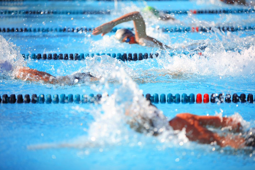 Competitive Swimming Linked to Asthma in New Study