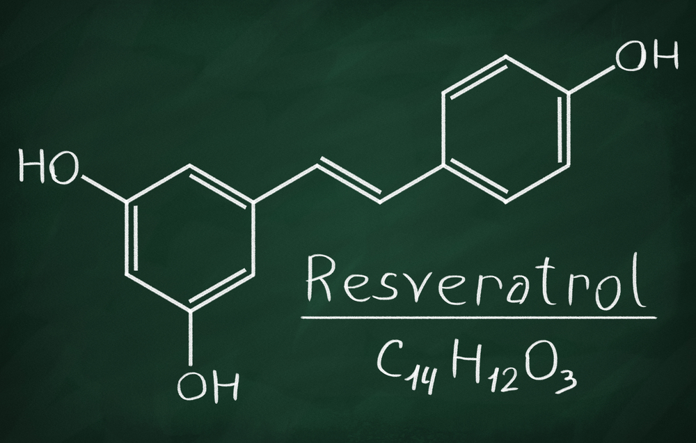Mechanism of Resveratrol Action in PAH Identified by Study