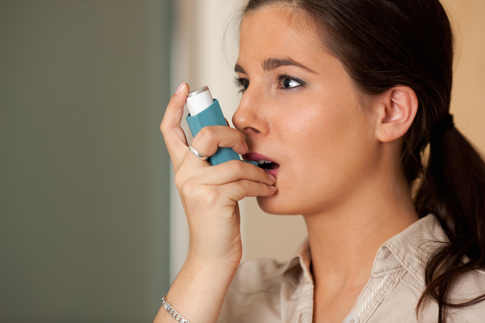 Asthma Patients May Be More Physically Active than Non-asthmatics