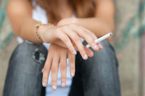 COPD and asymptomatic smokers