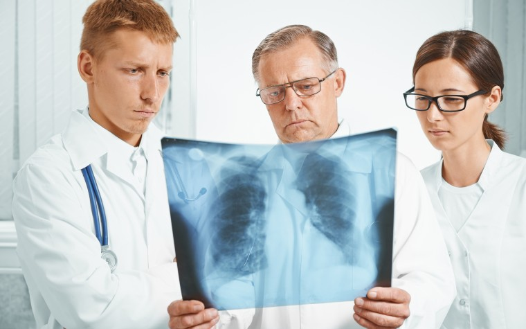 Pneumonia in older people