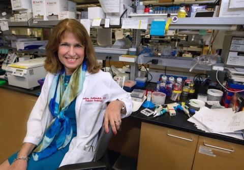 Dr. Marlene Rabinovitch will give J. Burns Amberson Lecture