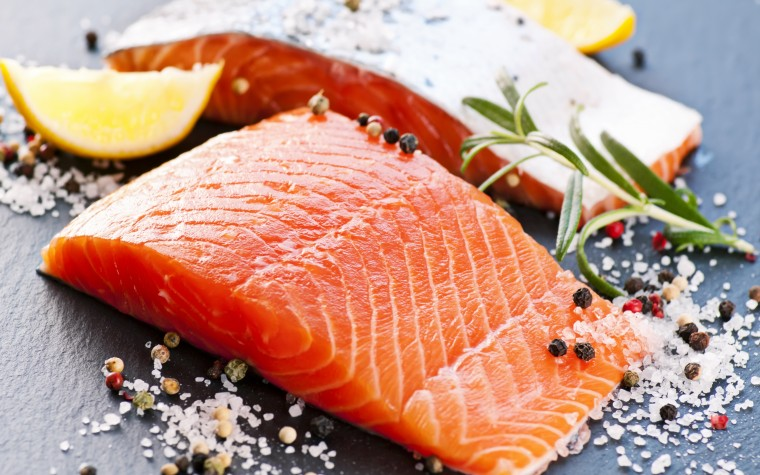 Asthma and salmon during pregnancy