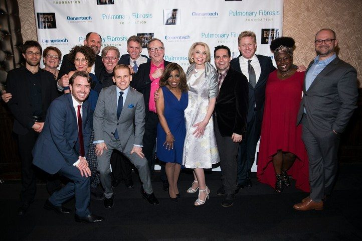Broadway Stars Belt Out Songs to Raise Record $250,000 to Fight Pulmonary Fibrosis