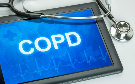 Adding Noninvasive Ventilator to At-home Oxygen Therapy Benefits COPD Patients