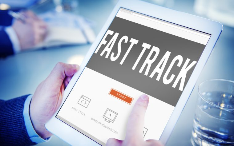 Fast Track for PBI-4050