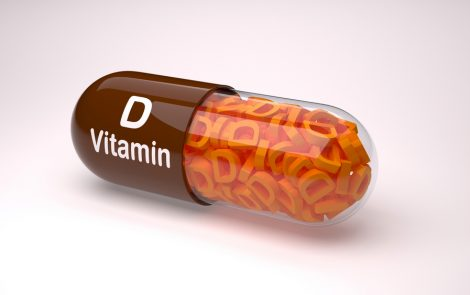 Vitamin D Supplements Reduce Asthma Flare-ups, Study Shows
