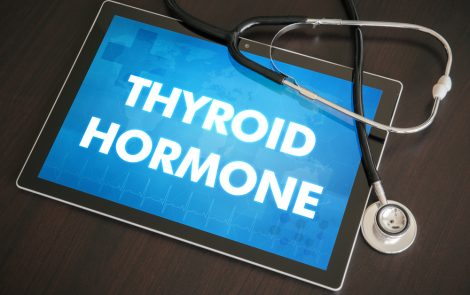 Inhaled Thyroid Hormone May Work to Reverse Lung Fibrosis, Early Study Reports
